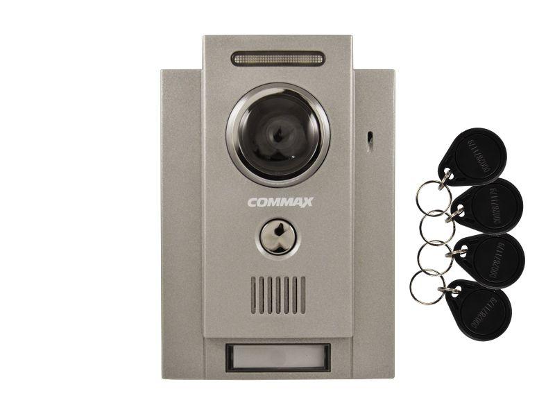 PANEL ZEWNĘTRZNY  COMMAX CZYTNIK DRC-4CHC RFID 7050