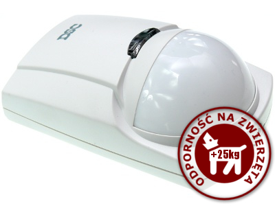 <b>2 x </b>CZUJNIK RUCHU DSC LC-100-PI ODPORNY NA PSA 9945
