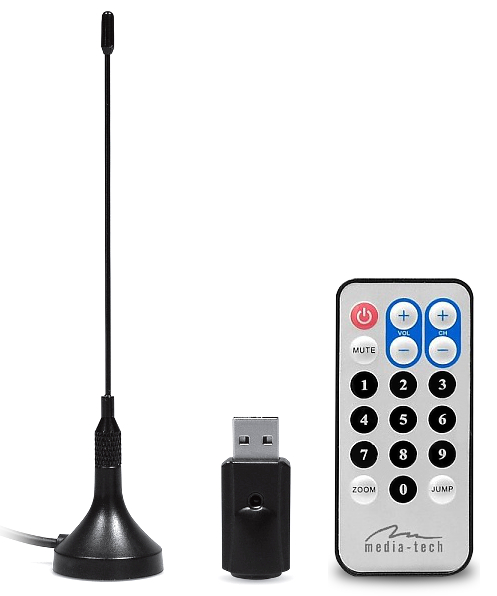 TUNER DVB-T DEKODER