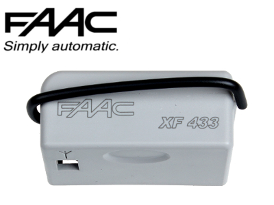 MODUŁ RADIOWY FAAC XF 433 8464