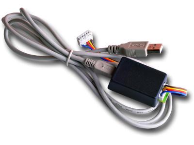 ACO CDN-USB Kabel USB do programowania systemów ACO; 9345