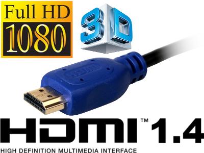 KABEL HDMI-HDMI AX180 1.8M FULLHD 3D ETHERNET