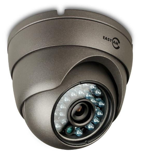 Kamera Przemysłowa Monitoring 600 TVL IR20m