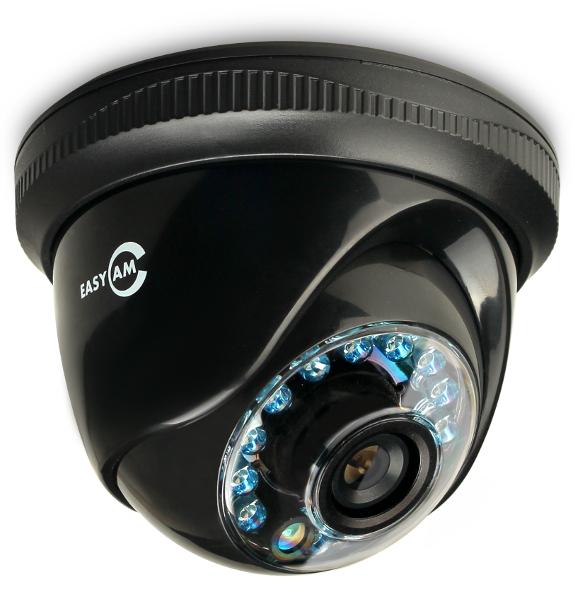 <b>2 x </b>Kamera Przemysłowa Monitoring 900 TVL IR15m 3537