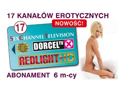 ELITE HD 10+ REDLIGHT HD SCT DORCEL TV 6 MC