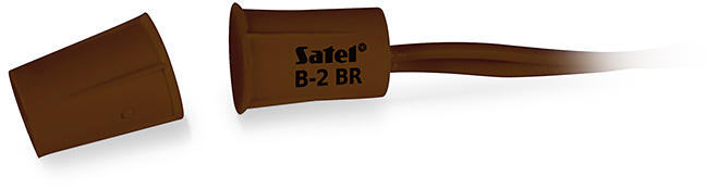 KONTAKTRON WPUSZCZANY   SATEL B-2 BR - BRĄZ