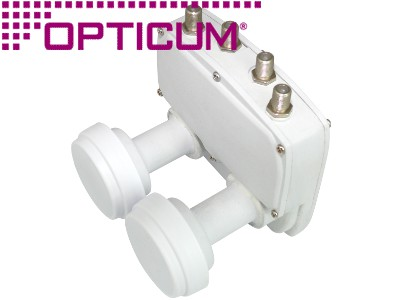 KONWERTER OPTICUM ORTON MONOBLOCK QUAD 0,1dB
