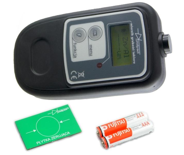 Tester merača hrúbky PRODIG-TECH GL-2 + FE / AL