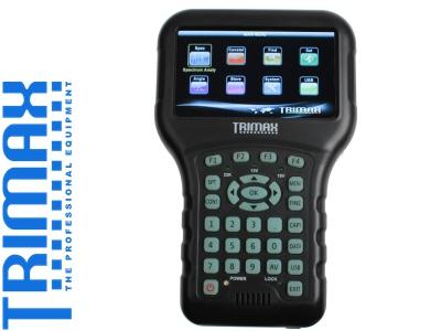 MIERNIK SYGNA�U SATELITARNEGO TRIMAX TM 6600+