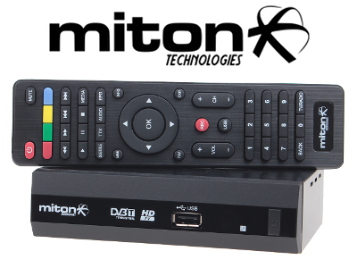 TUNER DVB-T MITON MINI MT-2208 STB FULL HD