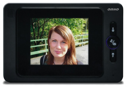 MONITOR VIDEODOMOFONU ORNO OR-VID-JS-1021MV
