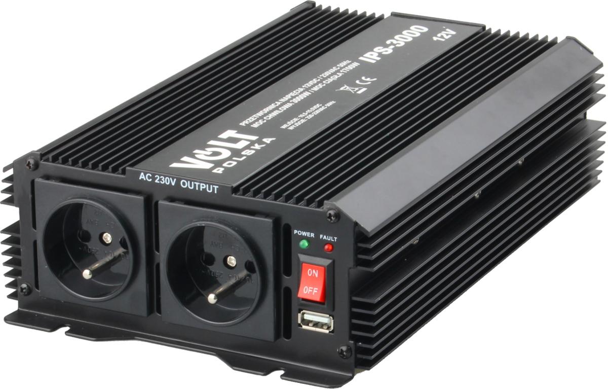PRZETWORNICA IPS-3000 12V / 230V 1700/3000W