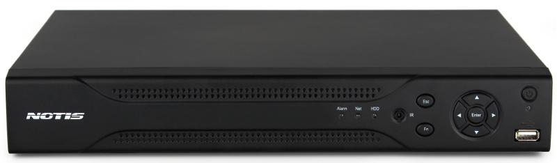 REJESTRATOR NOTIS HDCVI  NT-8316CH 1080P