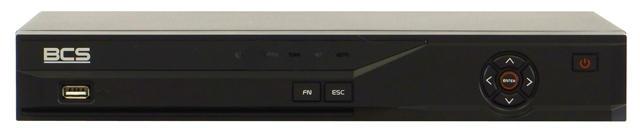 REJESTRATOR BCS-CVR0401A  HD-CVI 720P@100KL/S