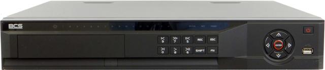 REJESTRATOR CYFROWY BCS-NVR08045M-P 8CH, H.264, MPEG-4
