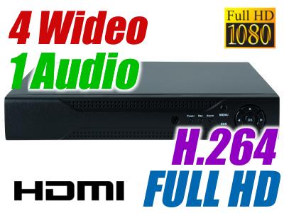 REJESTRATOR IP 8X1080P FULL HD KENIK 9308