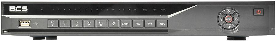 REJESTRATOR IP  BCS-NVR04025ME 1080P