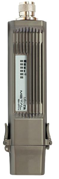 MIKROTIK ROUTERBOARD METAL 2SHPn ZEWNĘTRZNY AP 2,4GHz HOTSPOT