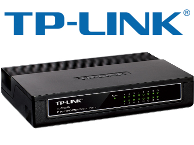 SWITCH TP-LINK TL-SF1016D 16 PORTOW