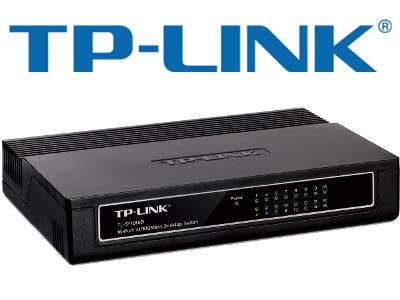 SWITCH TP-LINK TL-SF1016D 16 PORTOW 2276