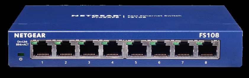 Switch NETGEAR  FS108