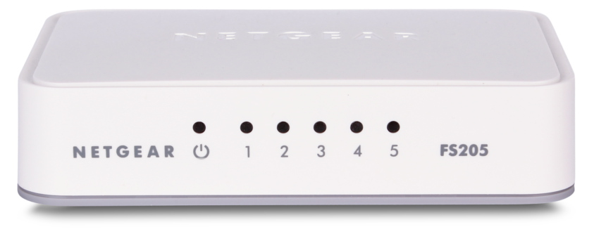 SWITCH NETGEAR  FS205