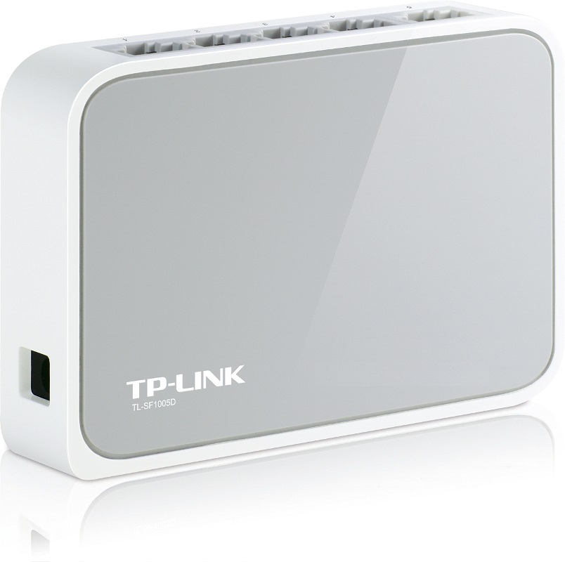 SWITCH 5-PORTOWY 10/100MBPS<br />TP-LINK TL-SF1005D