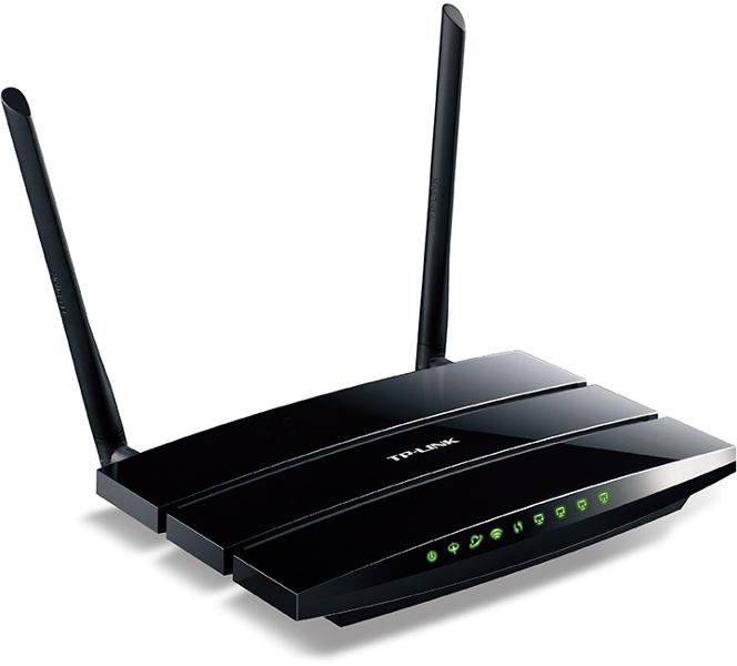 BEZPRZEWODOWY ROUTER MODEM ADSL2+ TD-W8970 V3 STANDARD N 300MB/S GIGABITOWE PORTY ETHERNET