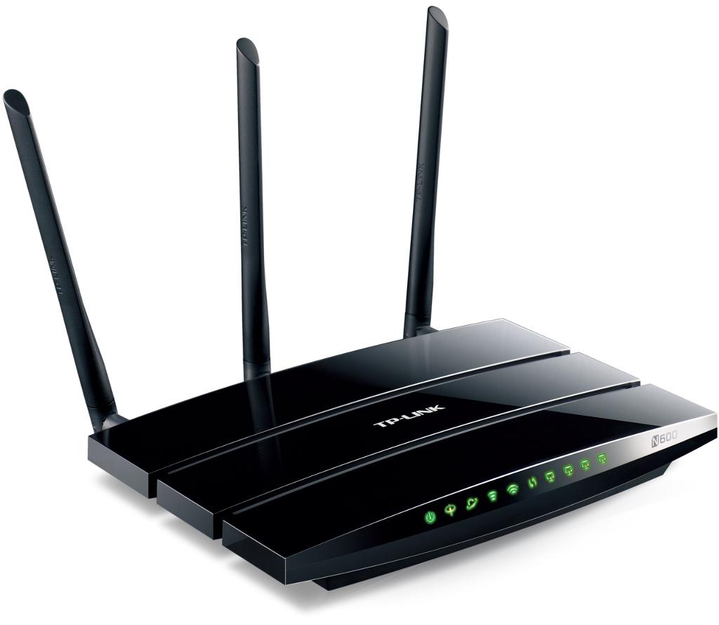 ROUTER TP-LINK TD-W8980 ADSL 600Mbps 2xUSB