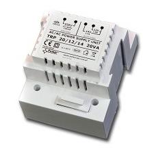 Transformator na szynę DIN ACO TR DIN 12V 2A