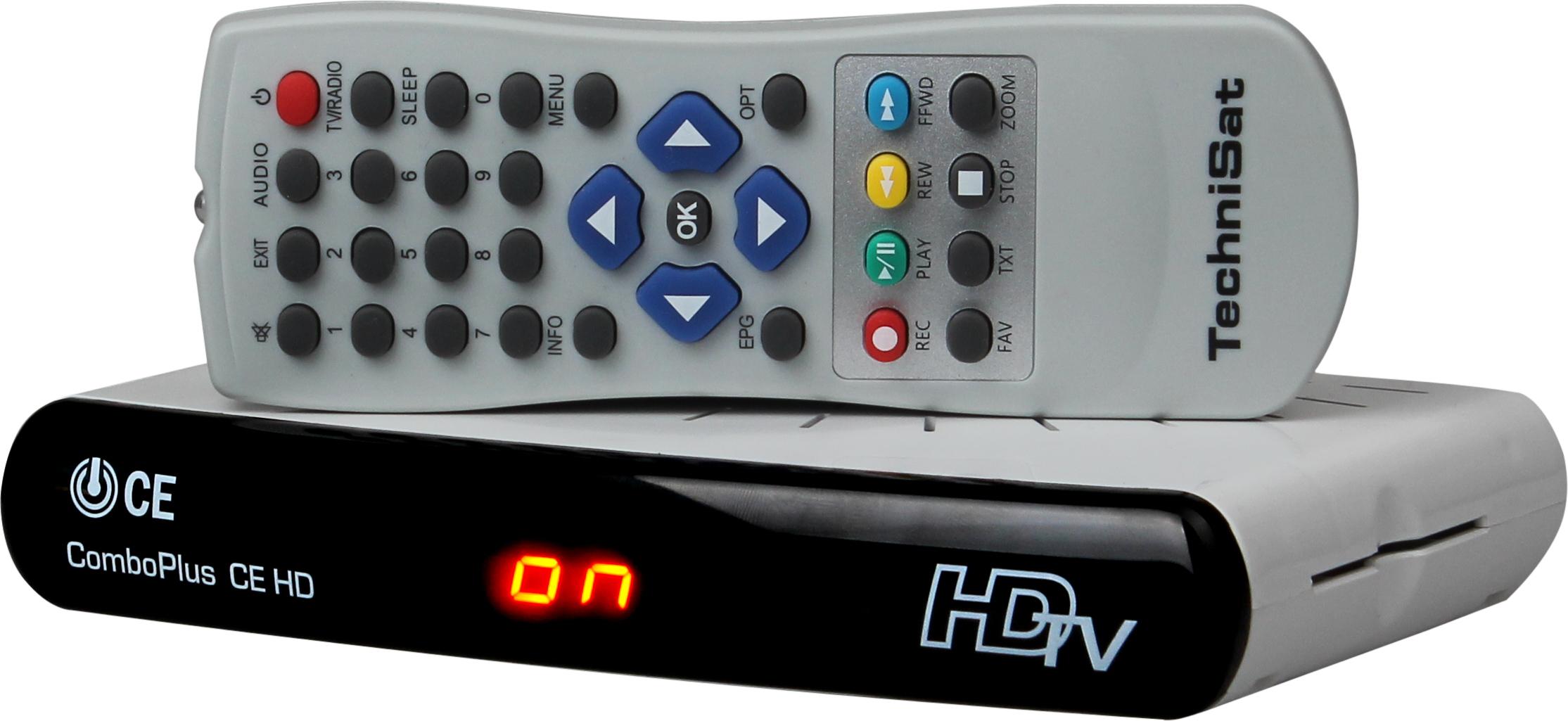 TUNER TECHNISAT COMBOBOX PLUS DVB-T SMART HD+ HDMI, USB