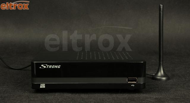TUNER DVB-T STRONG SRT8113 Z MODULATOREM FULL HD, USB, MPEG-4