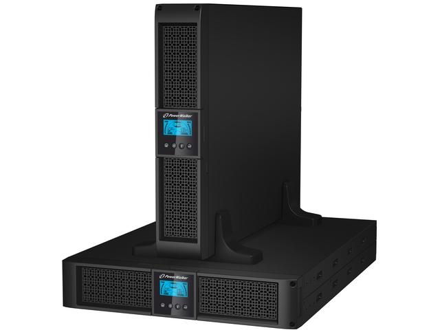 UPS ON-LINE POWER WALKER VFI 1000 RT LCD