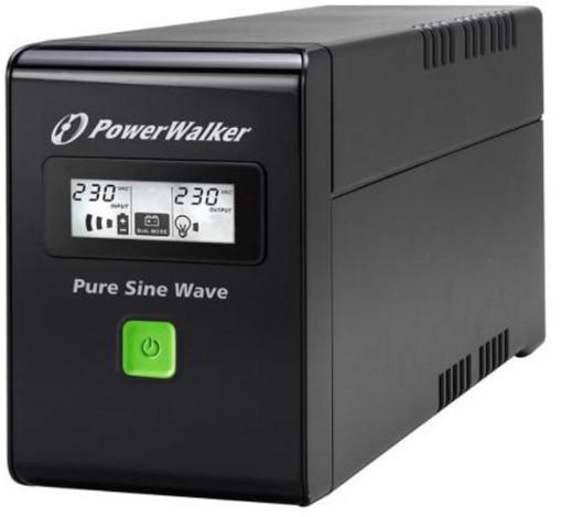 UPS POWER WALKER  VI 600 SW/FR 360W