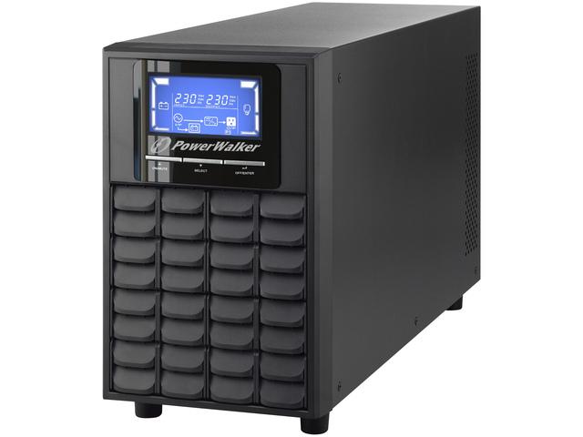 2000VA ONLINE POWERWALKER UPS VFI 2000C LCD