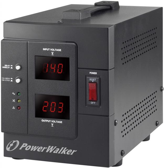 STABILIZATOR NAPIĘCIA POWER WALKER 2000VA