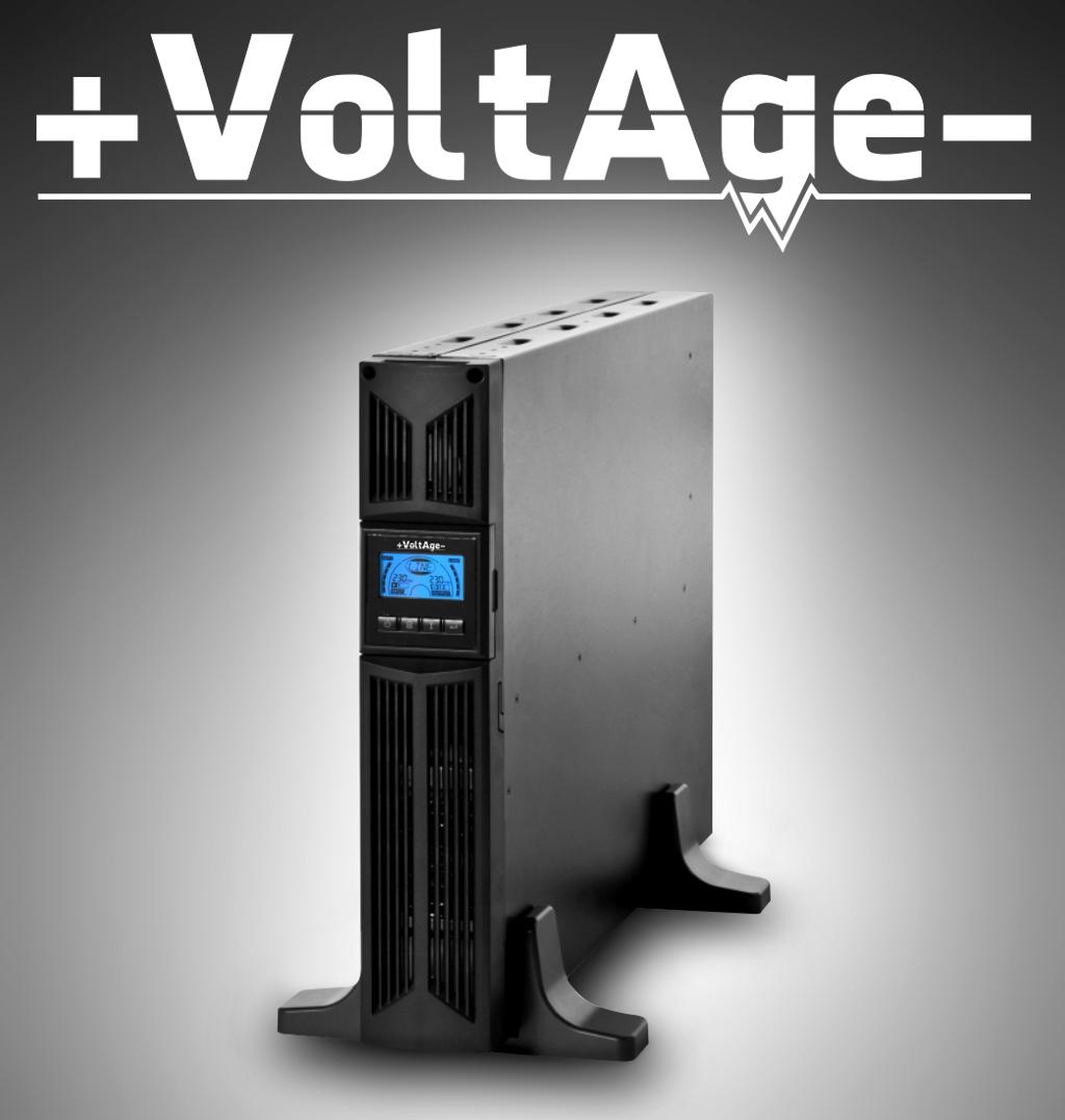 UPS LINE-INTERACTIVE  VOLTAGE VI-S2000 RT LCD
