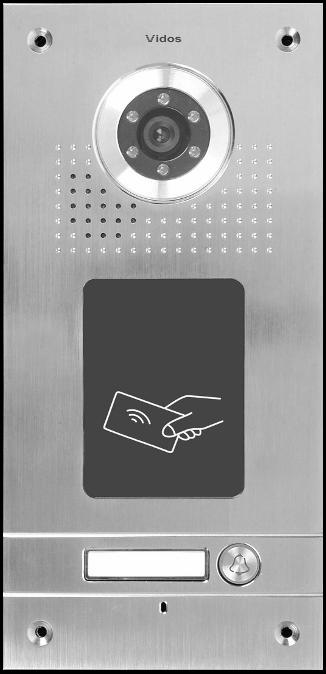 Panel zewnętrzny Vidos S561A