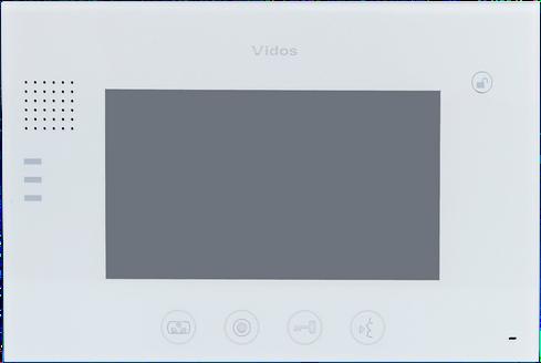 Monitor wideodomofonu  Vidos M670W
