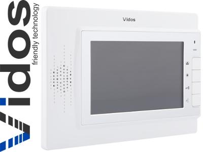 MONITOR WIDEODOMOFONU VIDOS M320W 6206