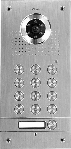Panel bramowy Vidos S561D