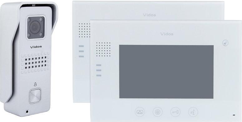 Wideodomofon Vidos  2x M670W/S6S