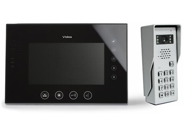 Wideodomofon Vidos M670B-S2/S50D