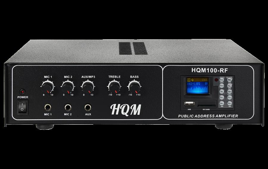 WZMACNIACZ  HQM100-RF