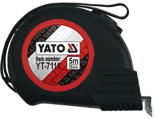 MIARA ZWIJANA  5M 25MM YATO YT-7111