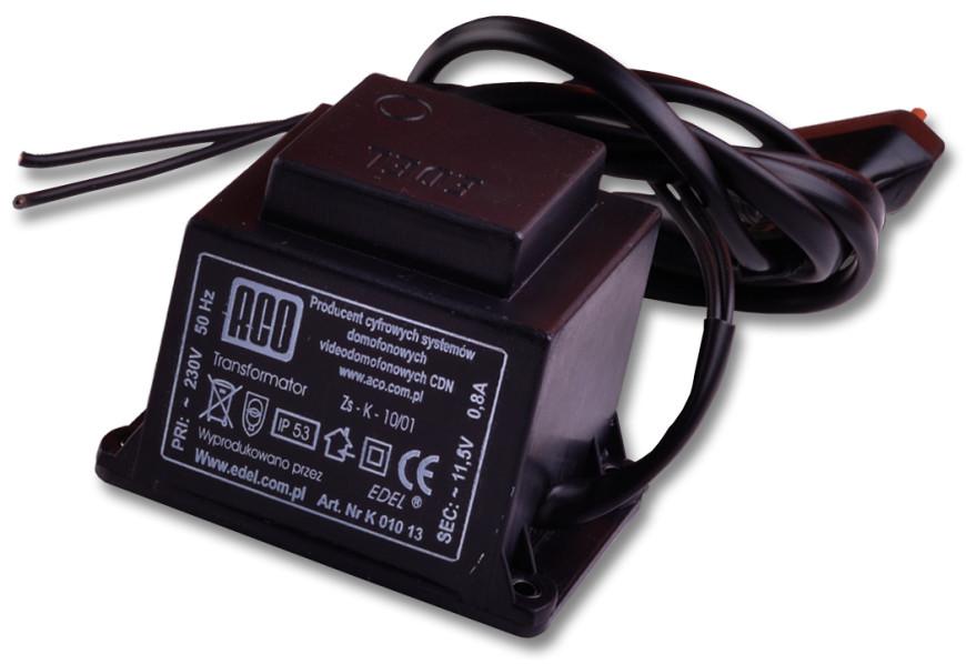 ACO TR 12V 0,8A TRANSFORMATOR ; 9331