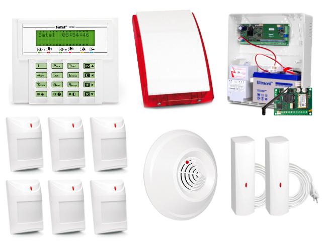 Zestaw alarmowy VERSA 10 + 10 urządzeń